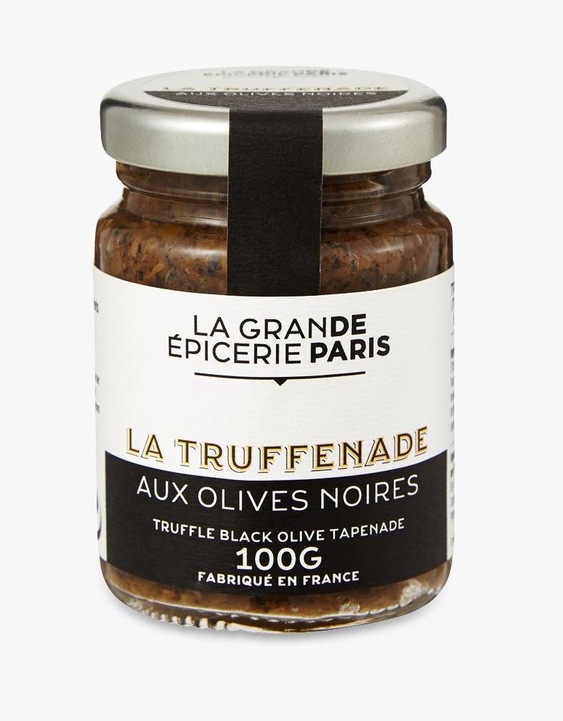 Truffenade aux olives noires, La Grande Epicerie de Paris (100 g)