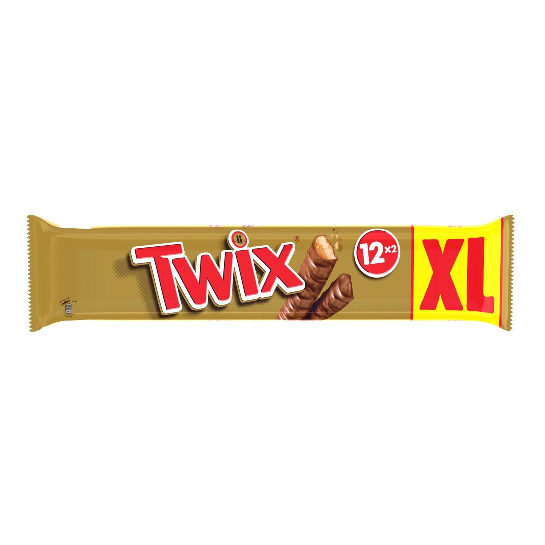 Twix XL (x 12, 600 g)