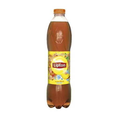 Ice Tea pêche, Lipton (1.5 L)