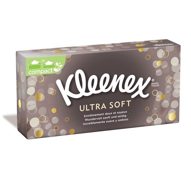 Boite de mouchoirs ultra soft, Kleenex (x 80)