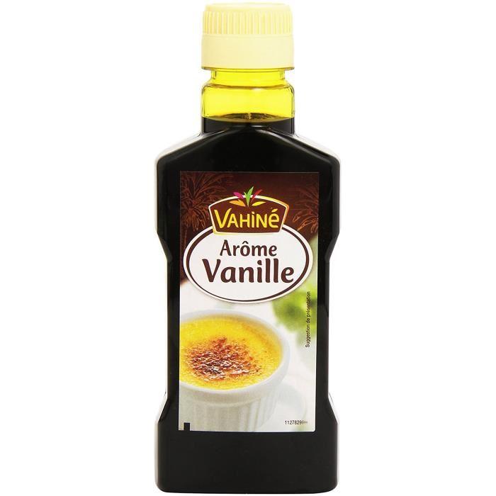 Arôme Vanille Liquide, Vahiné (20 cl)