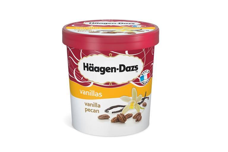 Pot Noix de Pécan, Haagen Dazs (500 ml)