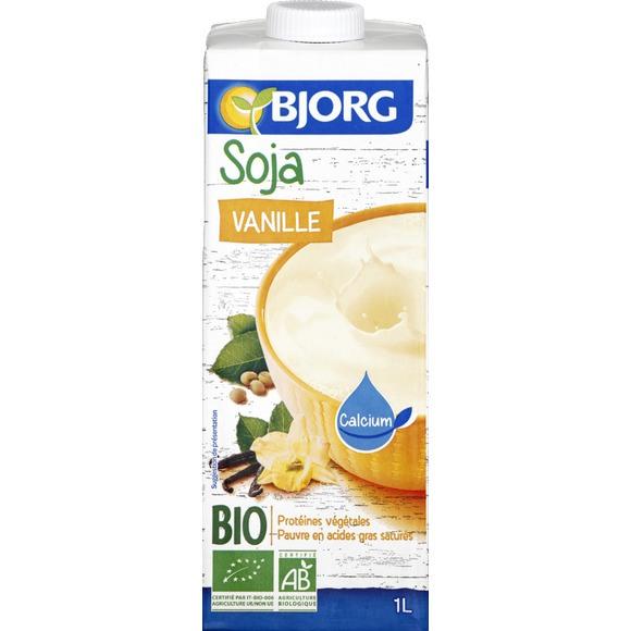 Soja Vanille BIO, Bjorg (1 L)