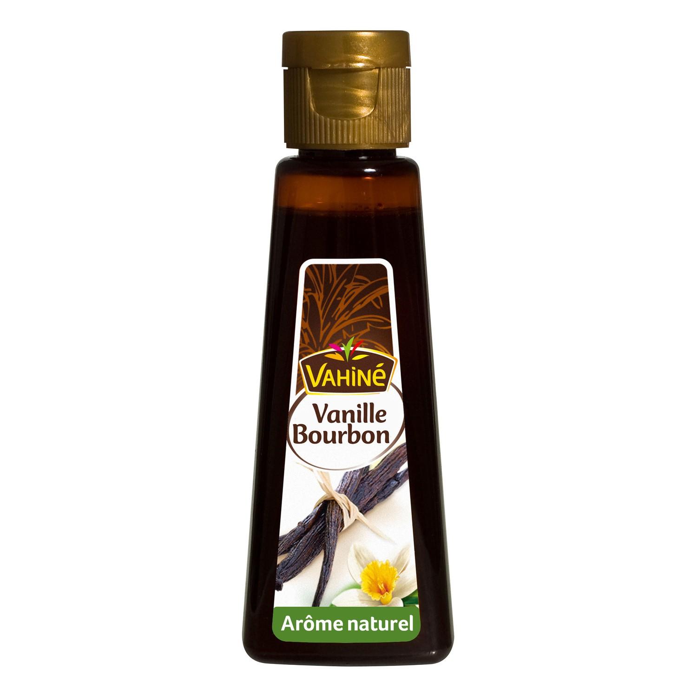 Vanille Bourbon arôme naturel, Vahiné (50 ml)
