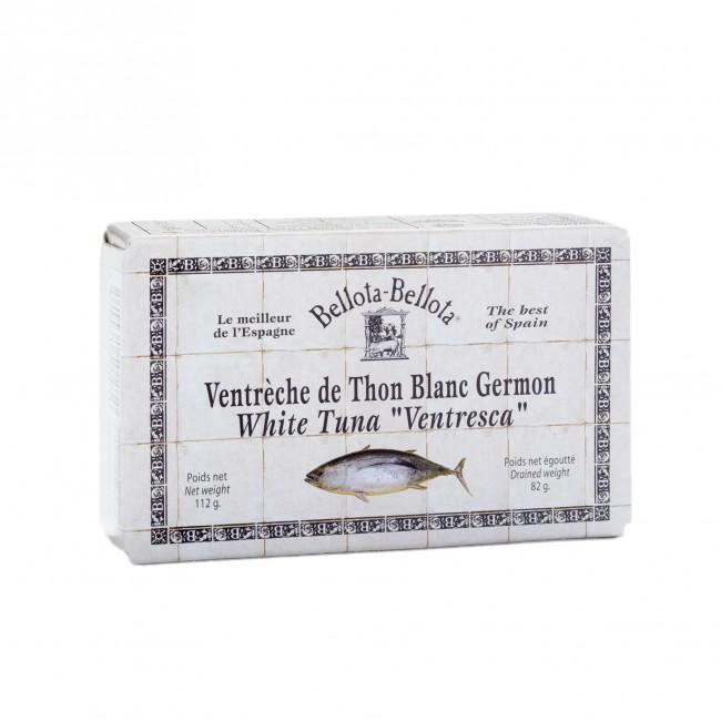 Ventrèche de thon blanc Germon, Bellota-Bellota (115 g)