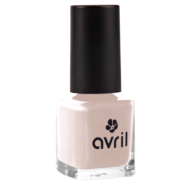 Vernis à ongles beige rosé n°655, Avril (7 ml)