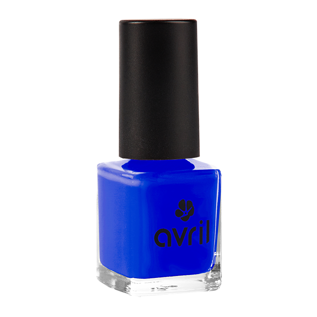 Vernis à ongles bleu de France n°633, Avril (7 ml)