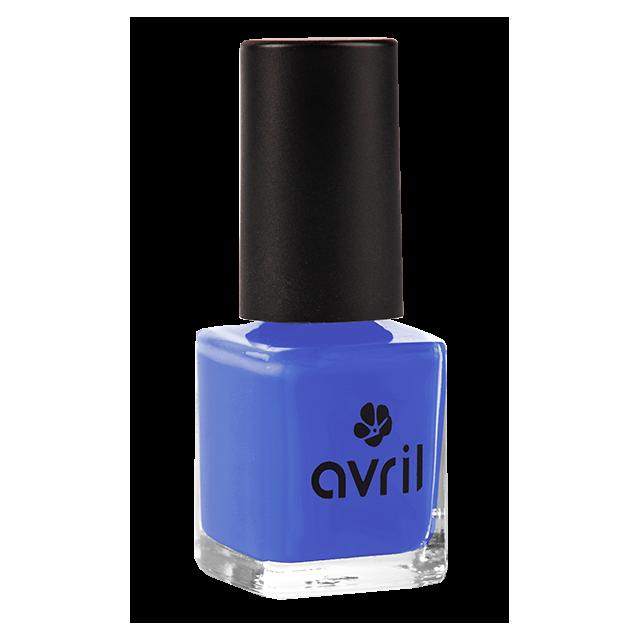 Vernis à ongles lapis lazuli n°65, Avril (7 ml)