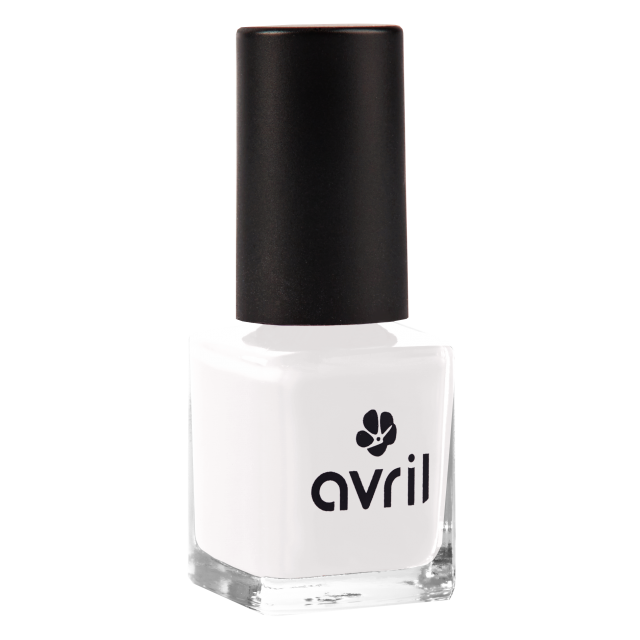 Vernis à ongles french blanc n°95, Avril (7 ml)