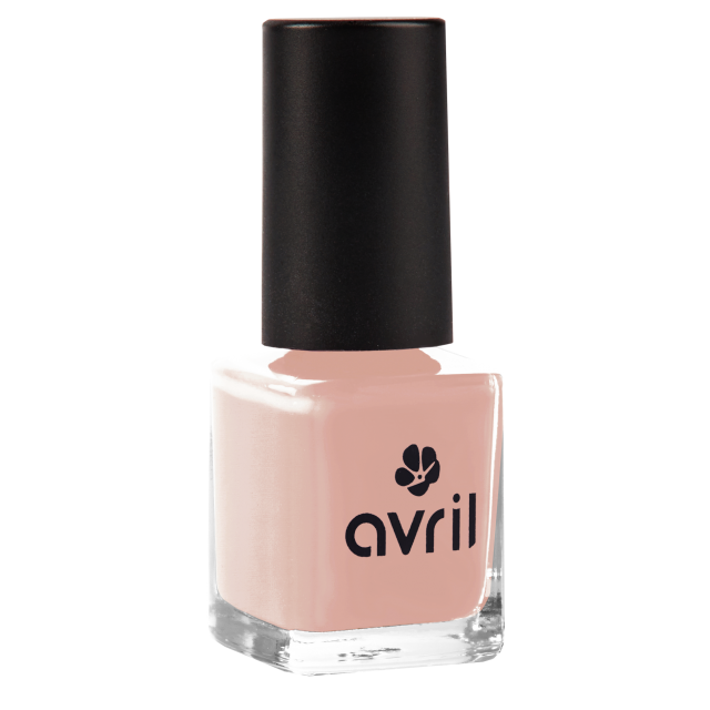 Vernis à ongles rose thé n°699, Avril (7 ml)