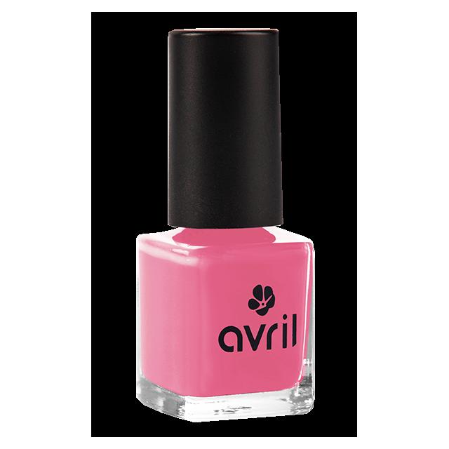 Vernis à ongles rose tendre n°472, Avril (7 ml)