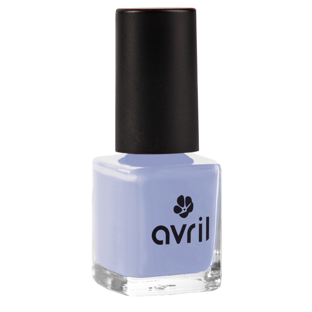 Vernis à ongles bleu layette n°630, Avril (7 ml)