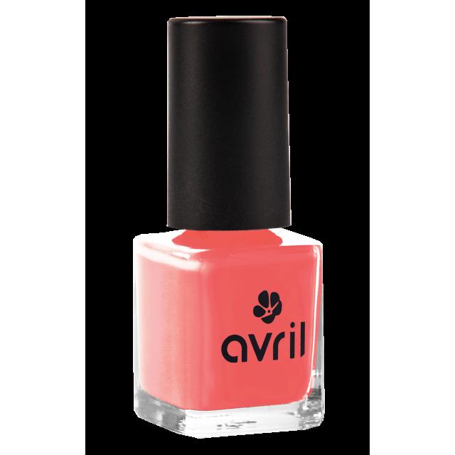 Vernis à ongles pamplemousse rose n°569, Avril (7 ml)