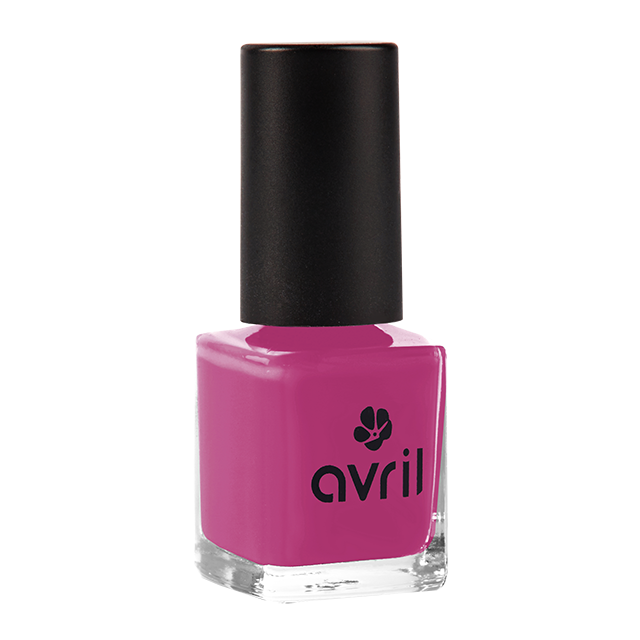 Vernis à ongles pourpre n°1059, Avril (7 ml)