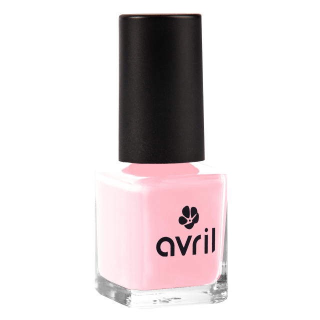 Vernis à ongles rose ballerine n°629, Avril (7 ml)