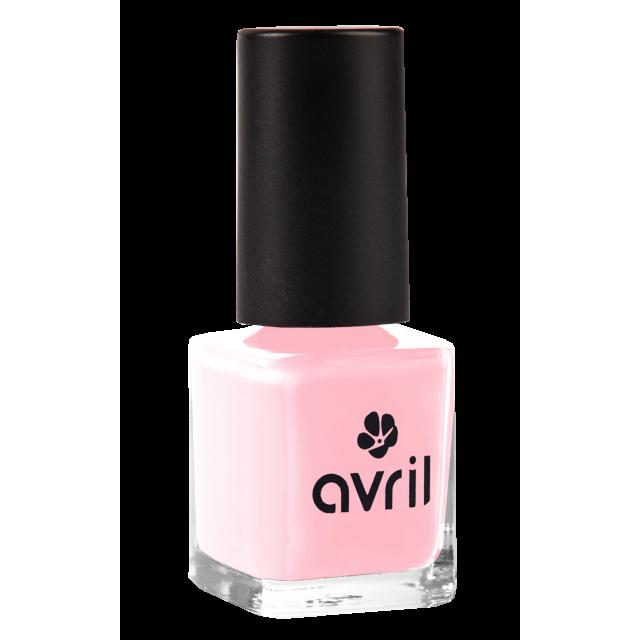 Vernis à ongles rose ballerine n°629, Avril (7 ml)