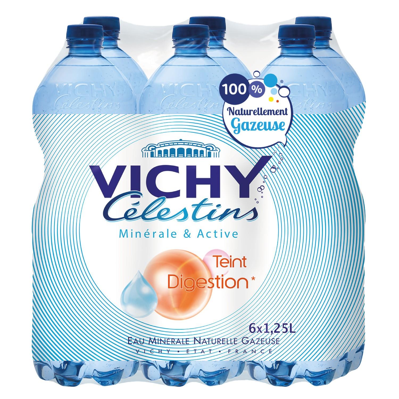 Pack de Vichy Celestins (6 x 1.25 L)