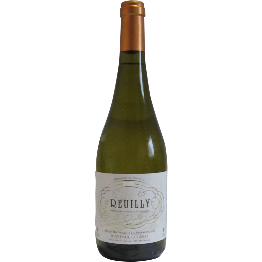 Vin blanc AOC Reuilly JEAN PAUL GODINAT (75 cl)