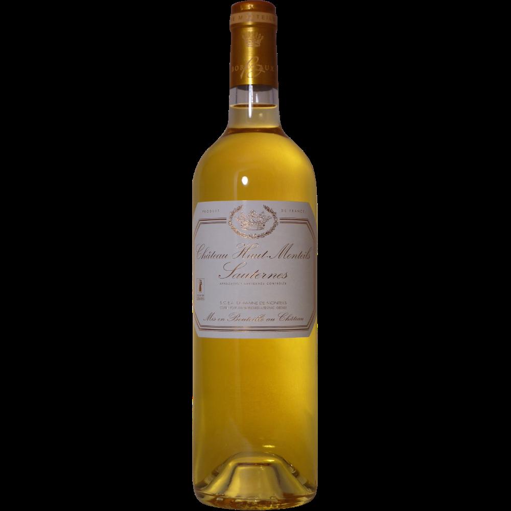Sauternes AOC Chateau Haut Monteils 2016 (75 cl)