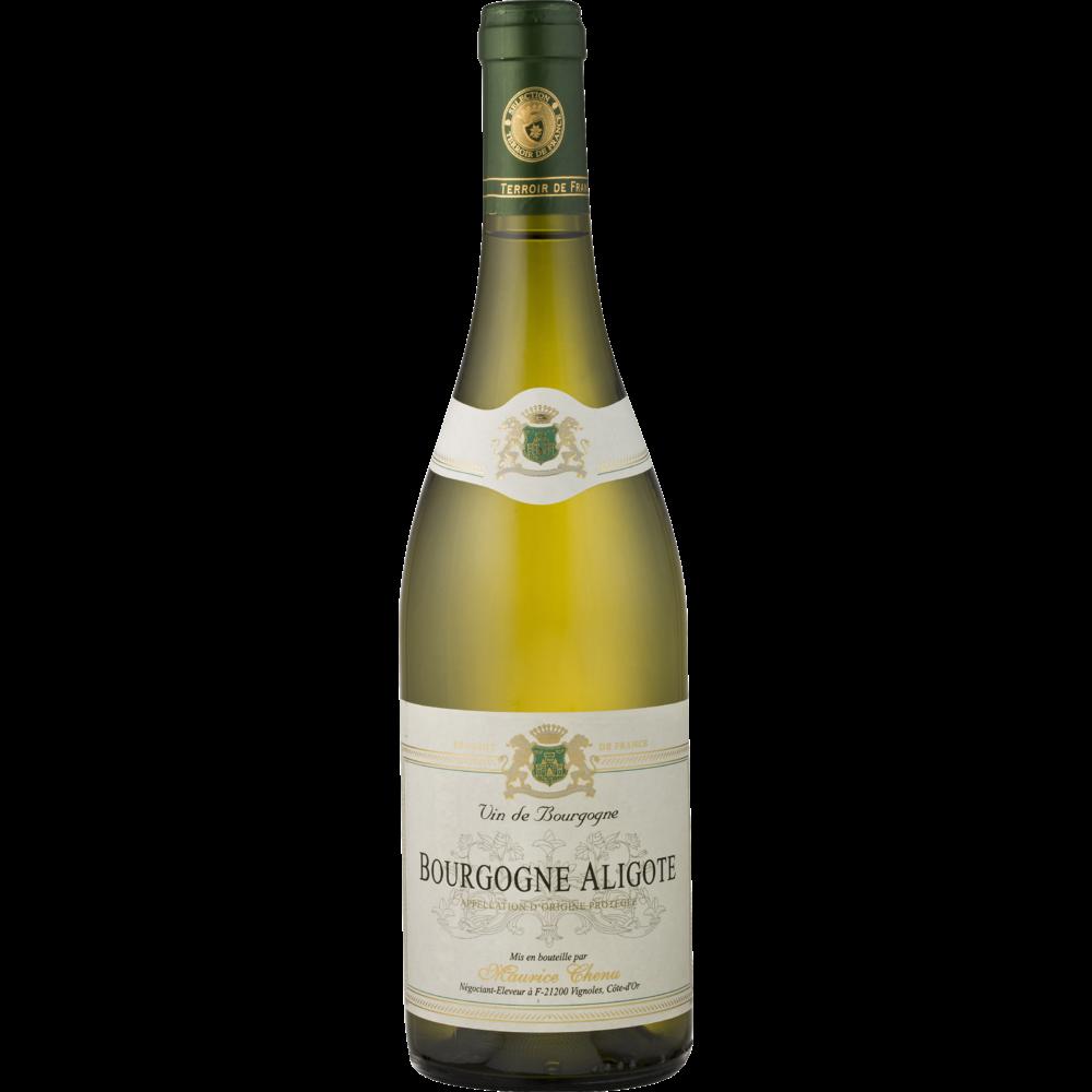 Bourgogne aligoté AOP Maurice Chenu 2018 (75 cl)