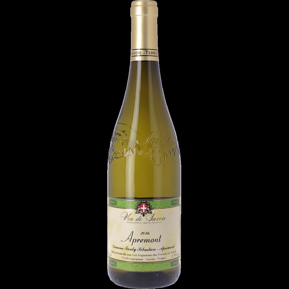 Vin blanc AOP de Savoie, APREMONT (75 cl)
