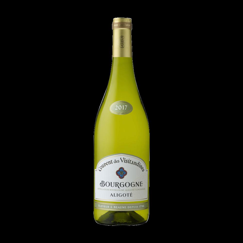 Bourgogne Aligoté AOP Couvent des Visitandines 2018 (75 cl)