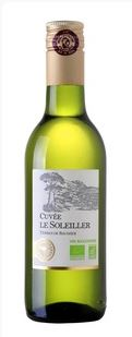 Vin blanc de France BIO, Le Soleiller (25 cl)