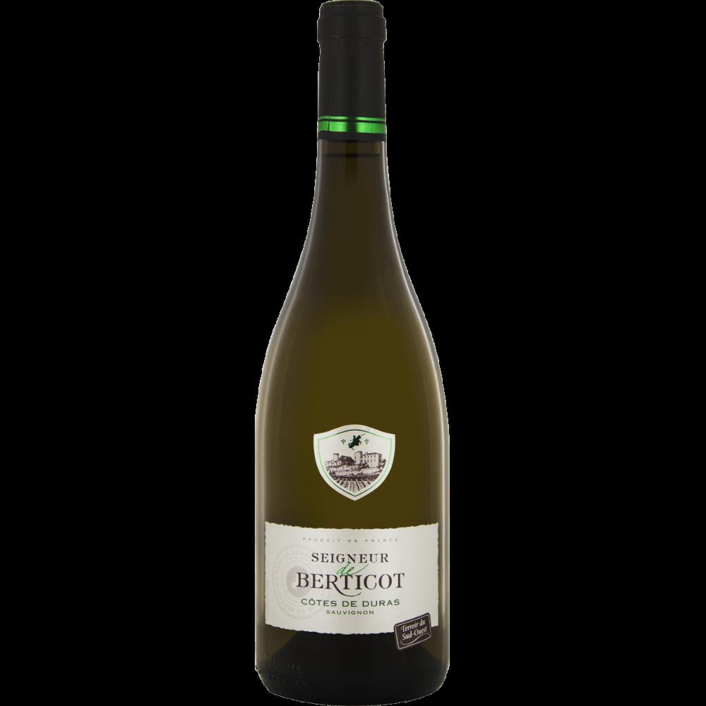 Côtes de Duras AOC Sauvignon sec Seigneur de Berticot 2018 (75 cl)