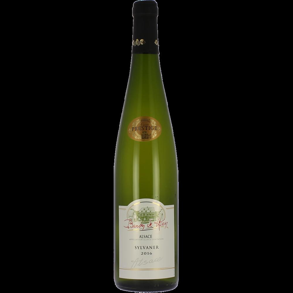 Sylvaner AOC cuvée prestige Baron de Hoen 2018 (75 cl)