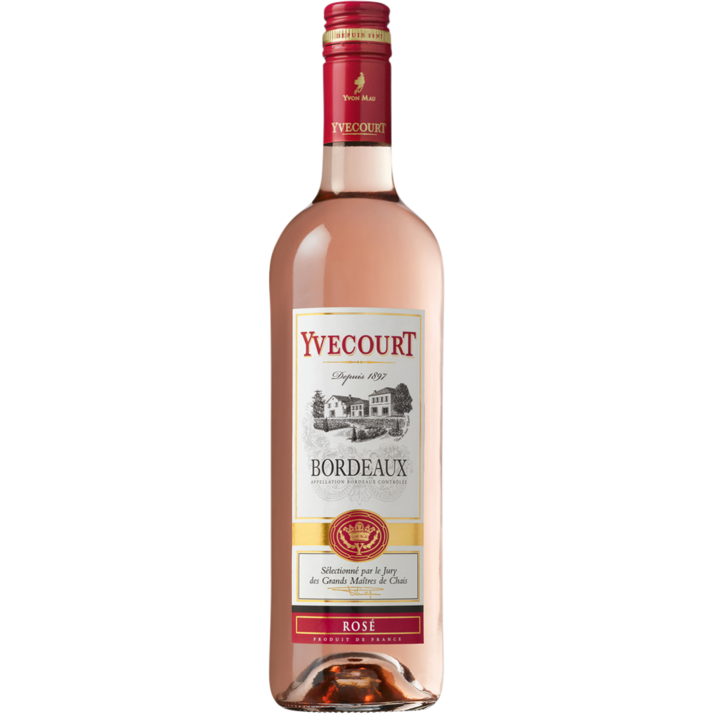 Bordeaux AOP Cellier Yvescourt 2018 (75 cl)