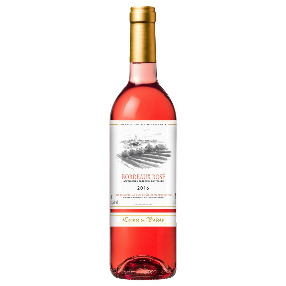 Bordeaux AOP Comté de Valois 2018 (75 cl)