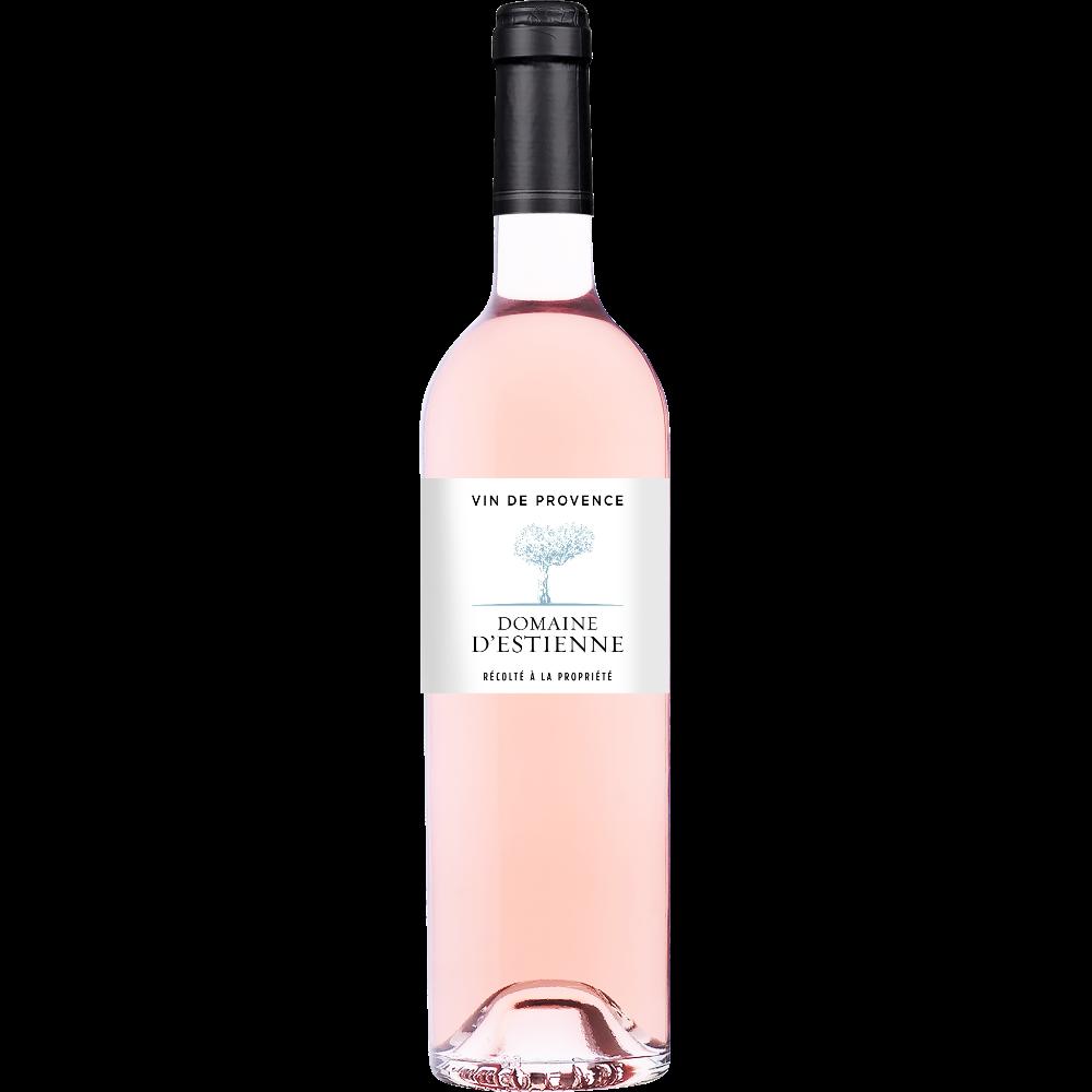 Côteaux Varois AOP rosé Provence 2018 (75 cl)