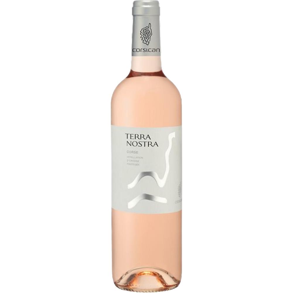 Vin rosé AOP de Corse Sciaccarellu Terra Nostra (75 cl)