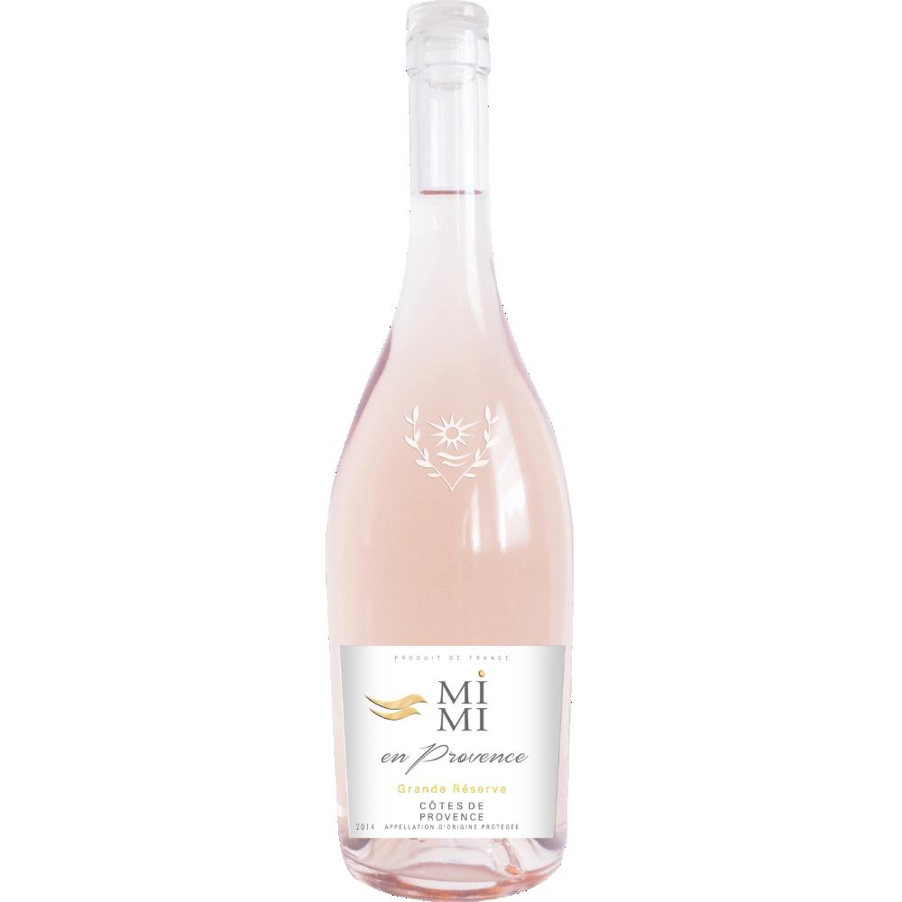 Côtes de Provence AOP Mimi en Provence 2018 (75 cl)