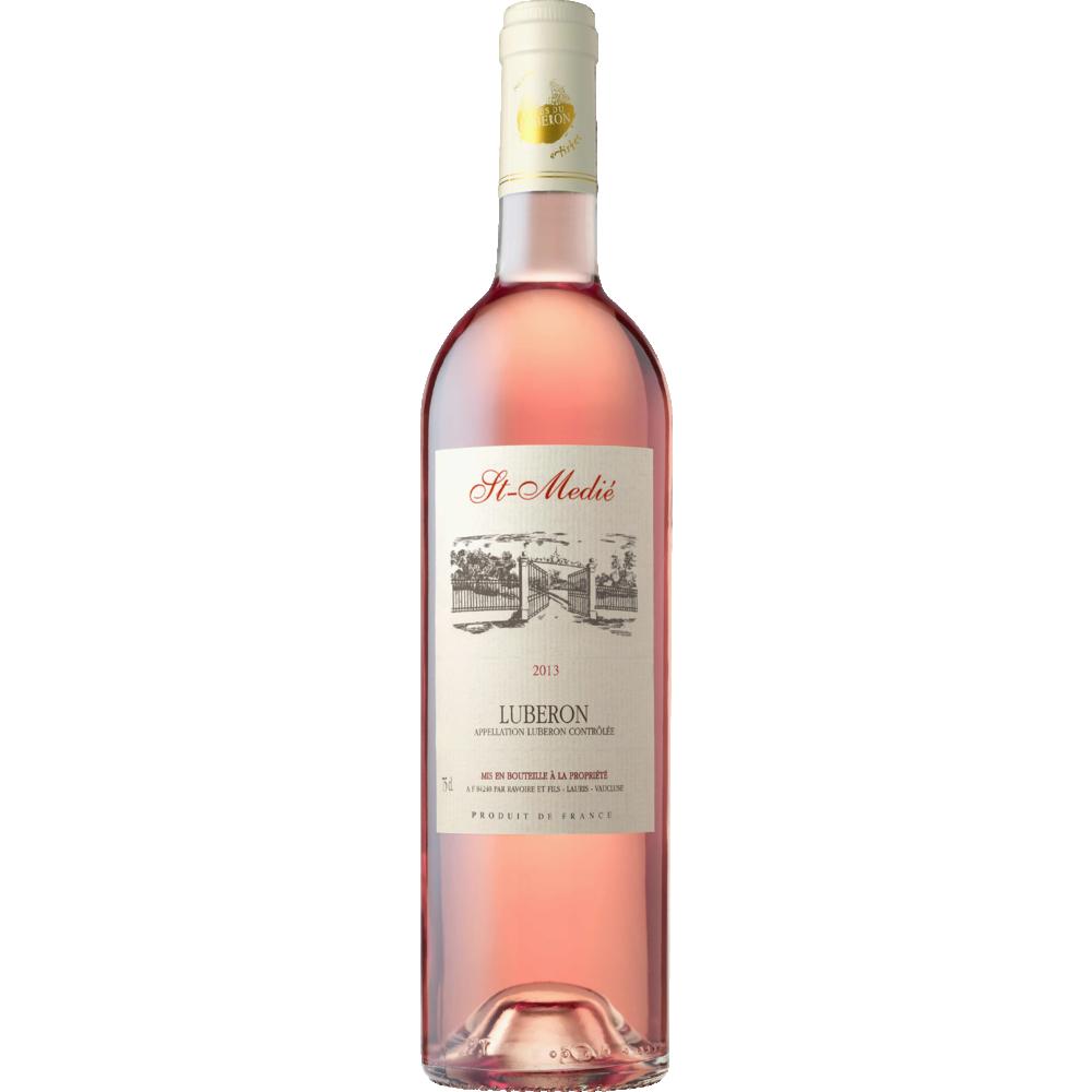 Côtes du Lubéron AOP Domaine Saint Médié 2018 (75 cl)