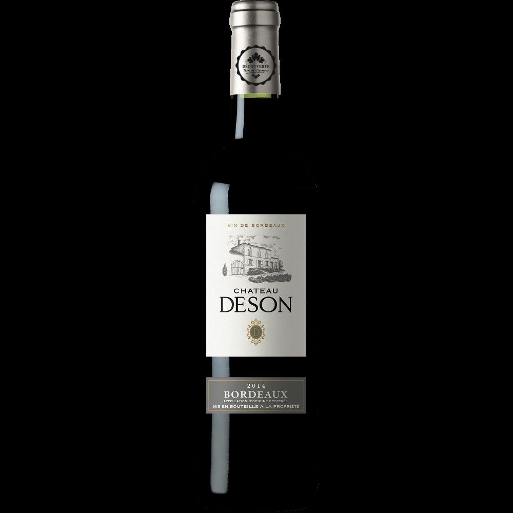 Bordeaux AOP Château Deson 2017 (75 cl)