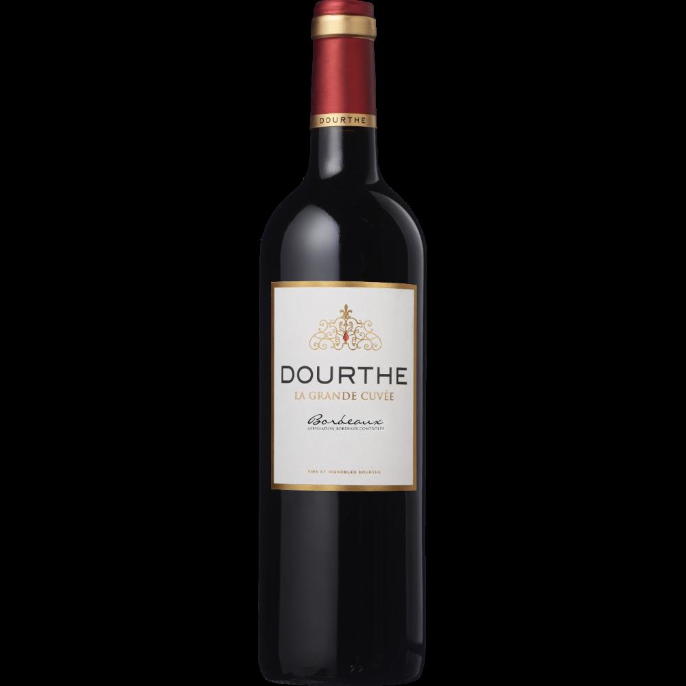 Bordeaux AOP la grande cuvée Dourthe 2017 (75 cl)