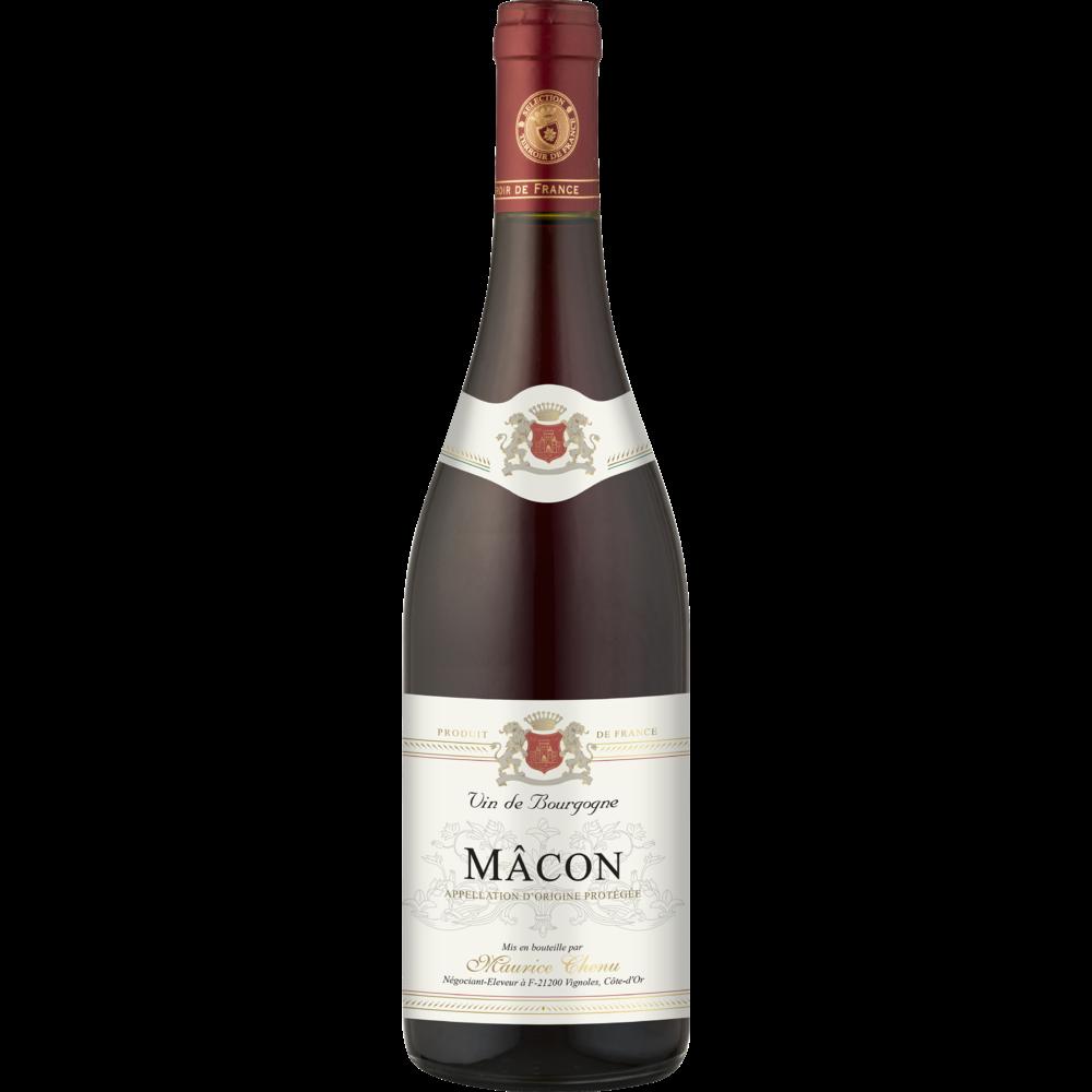 Mâcon AOP Maurice Chenu 2018 (75 cl)