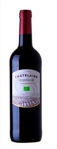 Vin rouge BIO Espagne, Châtelaine Stéphanie (75 cl)