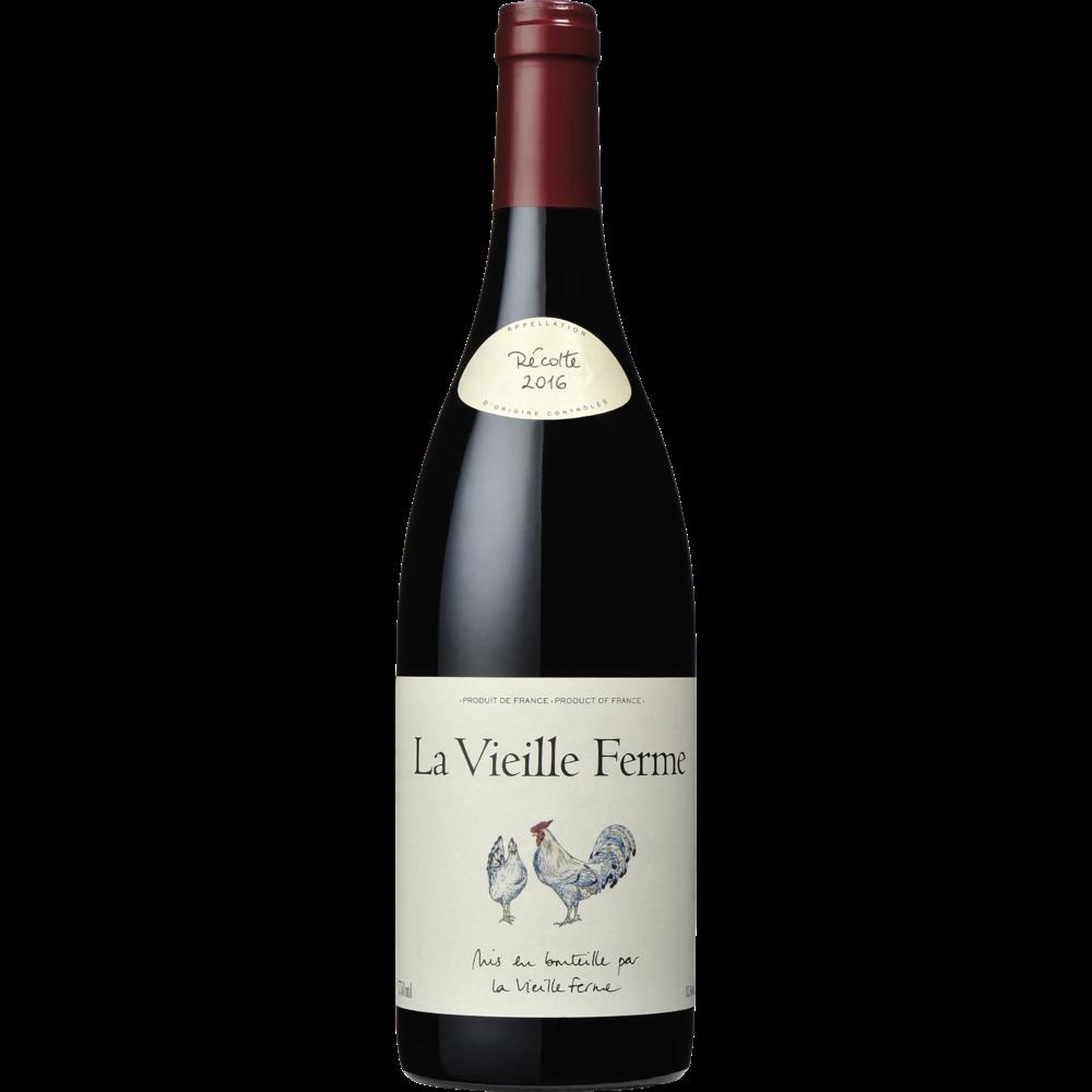 Côtes du Ventoux AOC  La Vieille Ferme 2018 ( 75 cl)