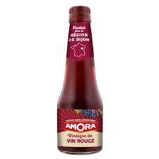 Vinaigre de vin rouge, Amora (25 cl)