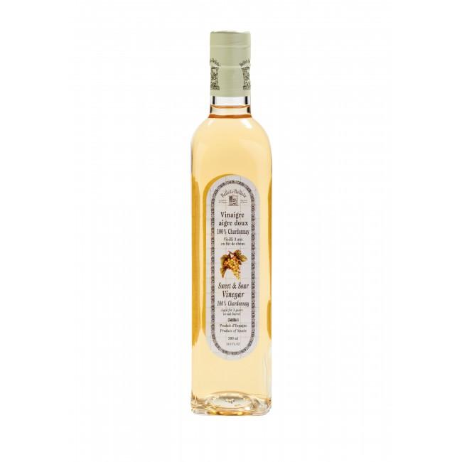 Vinaigre aigre-doux 100% Chardonnay, Bellota-Bellota (50 cl)
