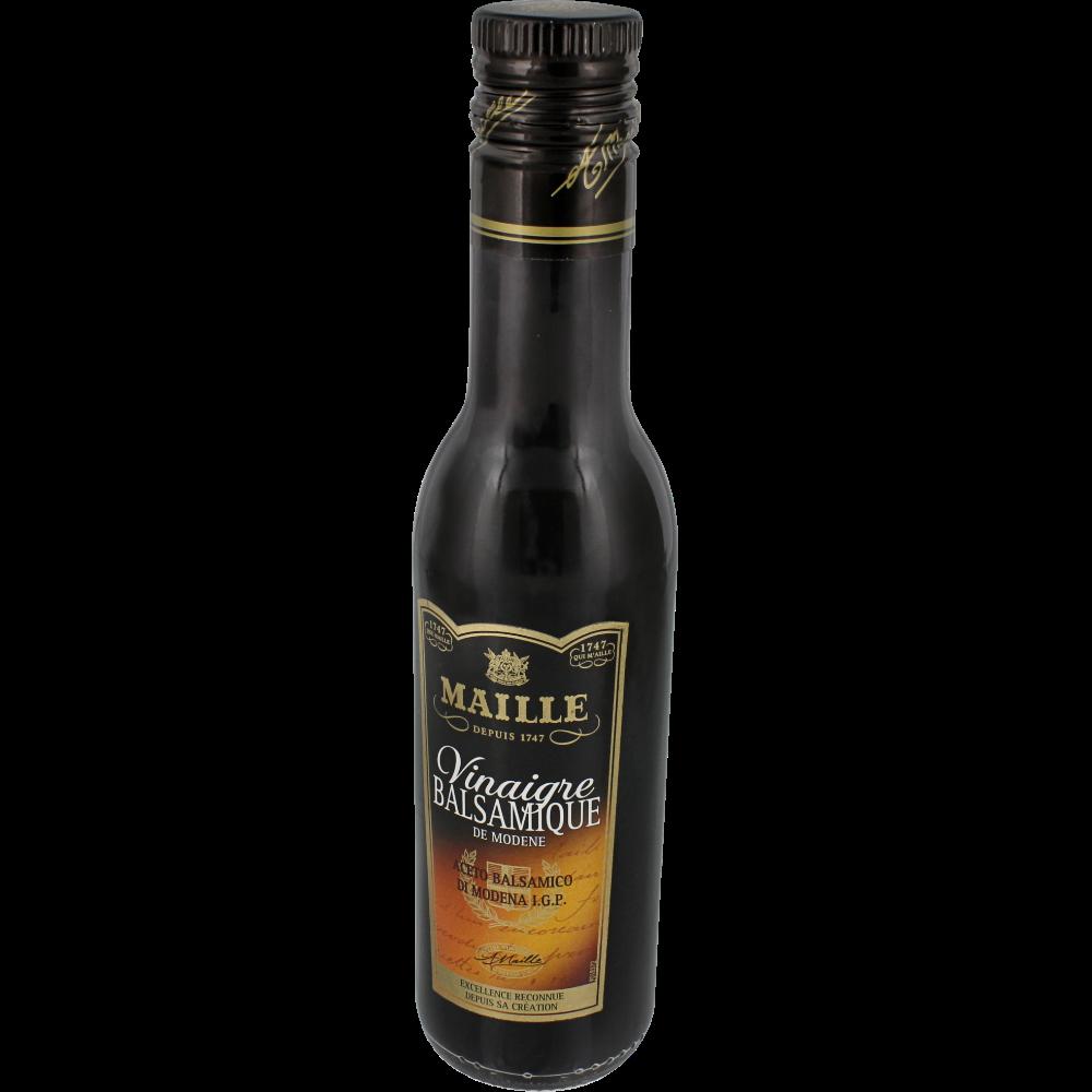 Vinaigre balsamique de Modène Maille, 6° (25 cl)