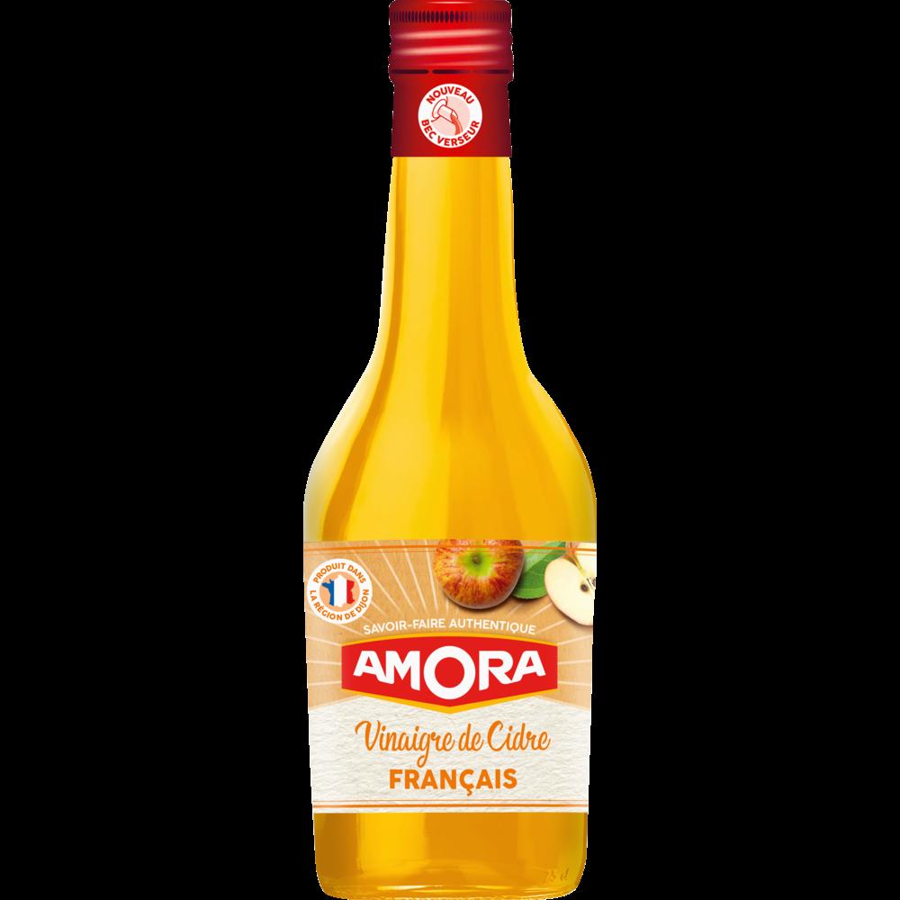 Vinaigre de cidre Français Amora (60 cl)