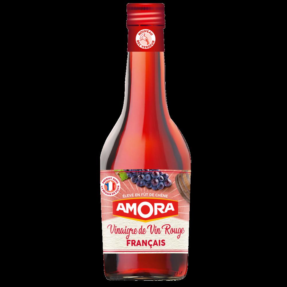 Vinaigre vin rouge Amora (60 cl)