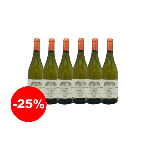 Viogner - 2018 Domaine Saint Roch (75 cl, caisse de 6)