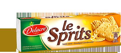Sprits original, Delacre (250 g)
