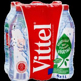Pack de Vittel (6 x 1 L)