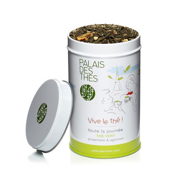 Thé vert Vive le Thé, Palais des Thés (100 g)