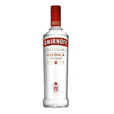 Vodka Smirnoff 37,5° (70 cl)